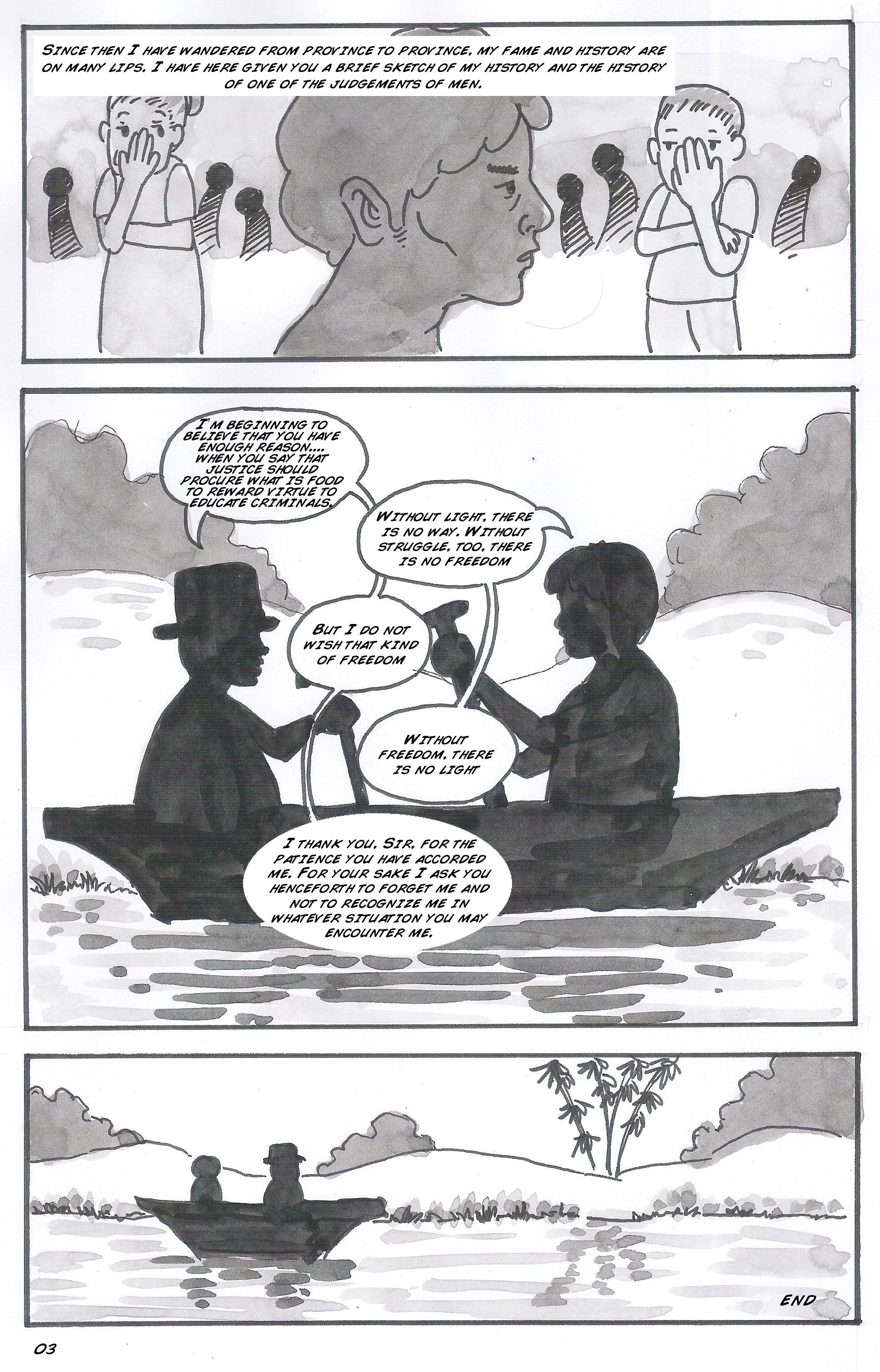 comic of noli me tangere Doujinshi: noli me tangere circle: snow villiers (kureten) language: english.