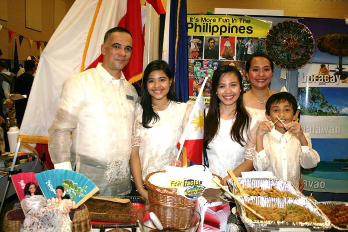 The Philippines! *just insert my little sister, Vica*