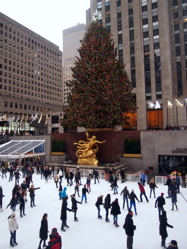 Christmas in New York City!
