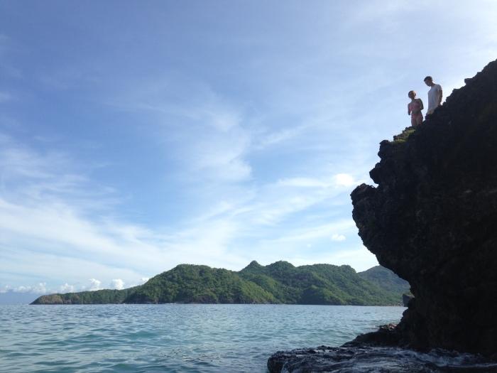 Layag-layag Beach